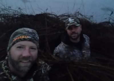 Burns and Pauly in the Blind